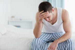 как болит спина от простатита