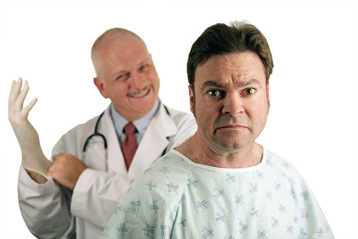 пациенту врача