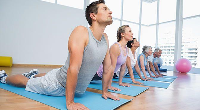 Йога и секс позы для усиления эрекции