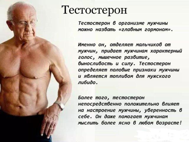 Свободный тестостерон норма