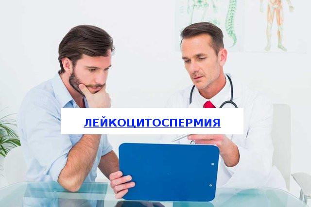 лейкоцитоспермия