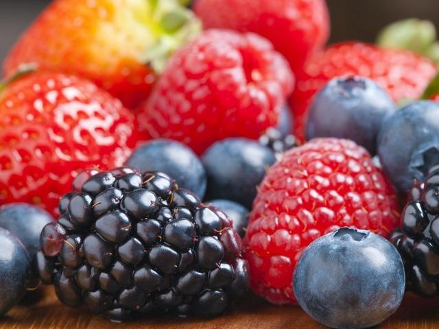 польза ягод для мужчин