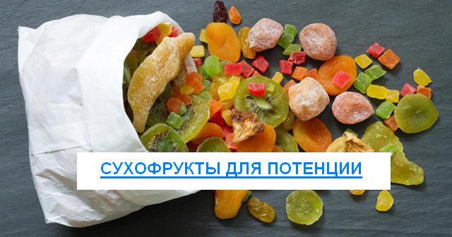 Полезная сладость  изюм для потенции